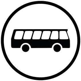 Adskillige buslinjer lige til døren