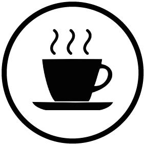 Lækker kaffe og kakao