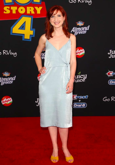 Marieve at Toy Story 4 Premiere