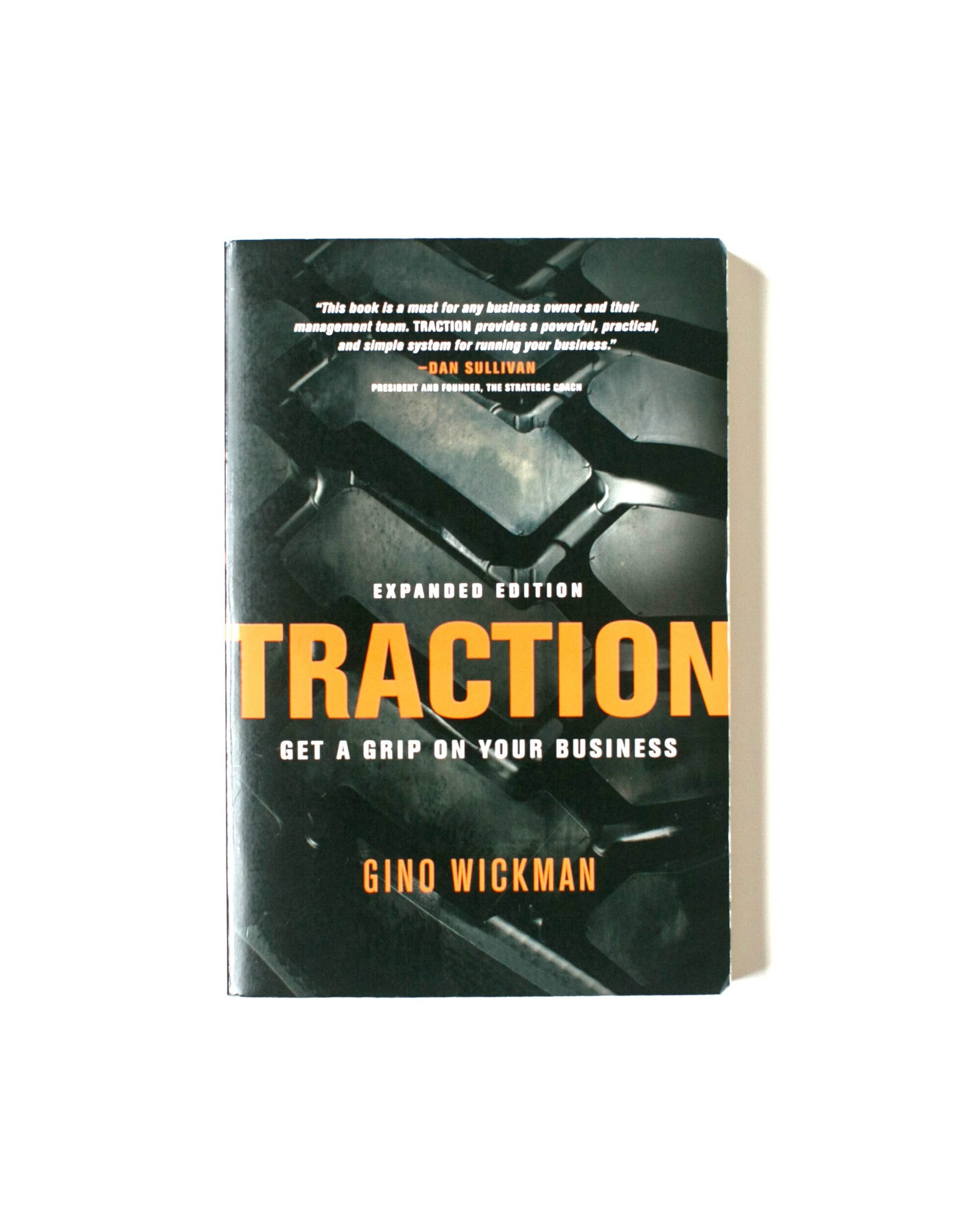 Traction Gino Wickman, Favorite Business Book