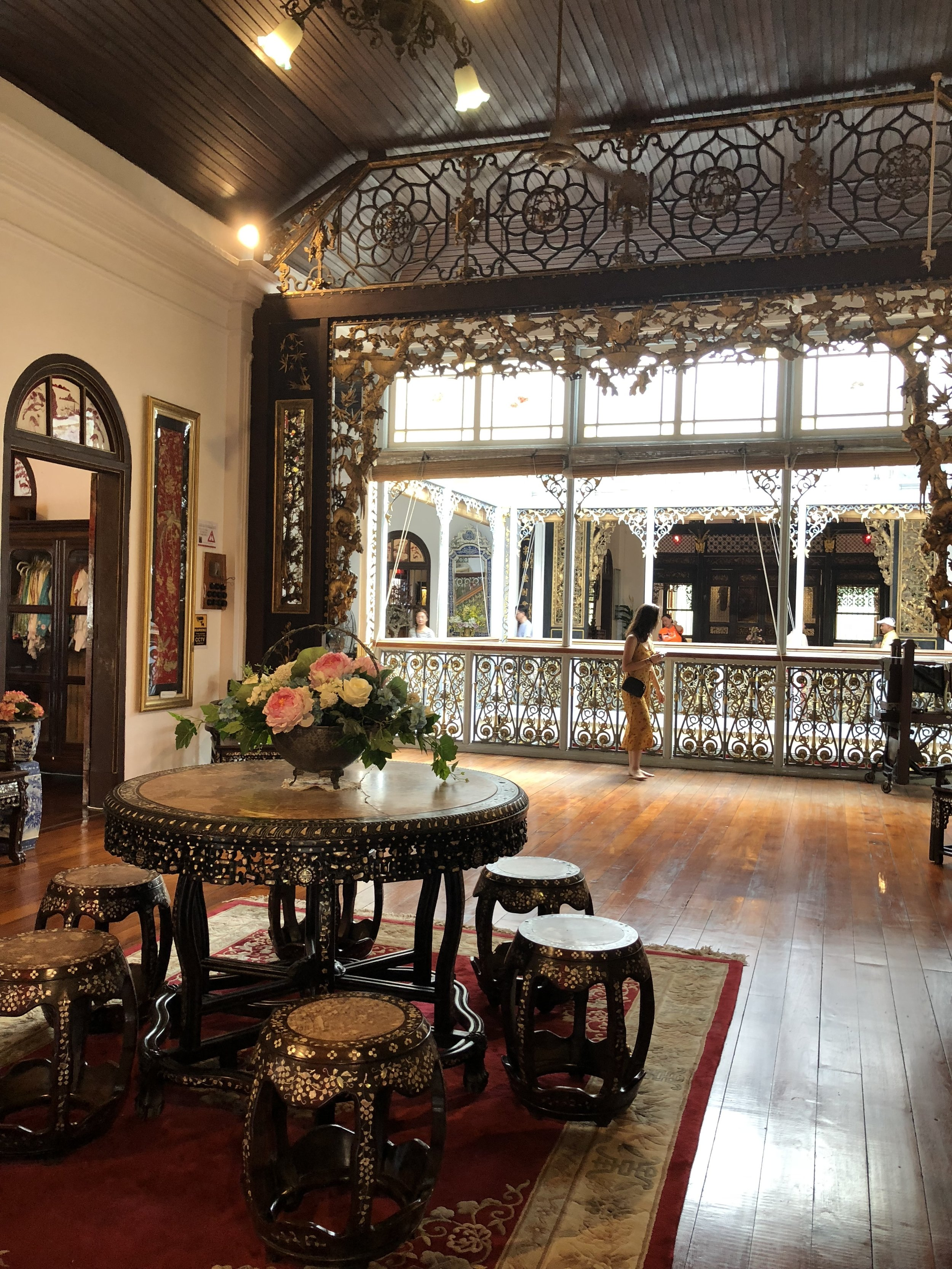 Inside a Peranakan home!