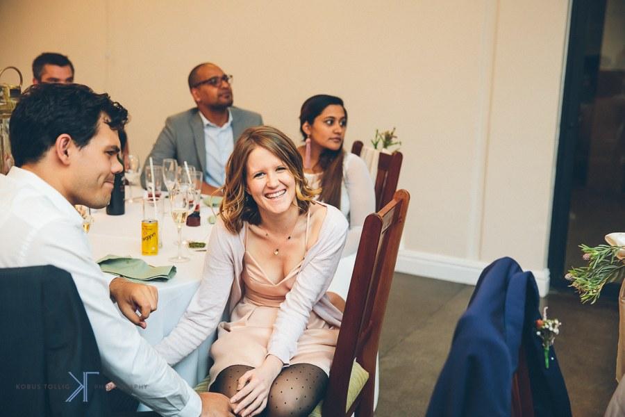 Allesverloren wedding Kobus Tollig