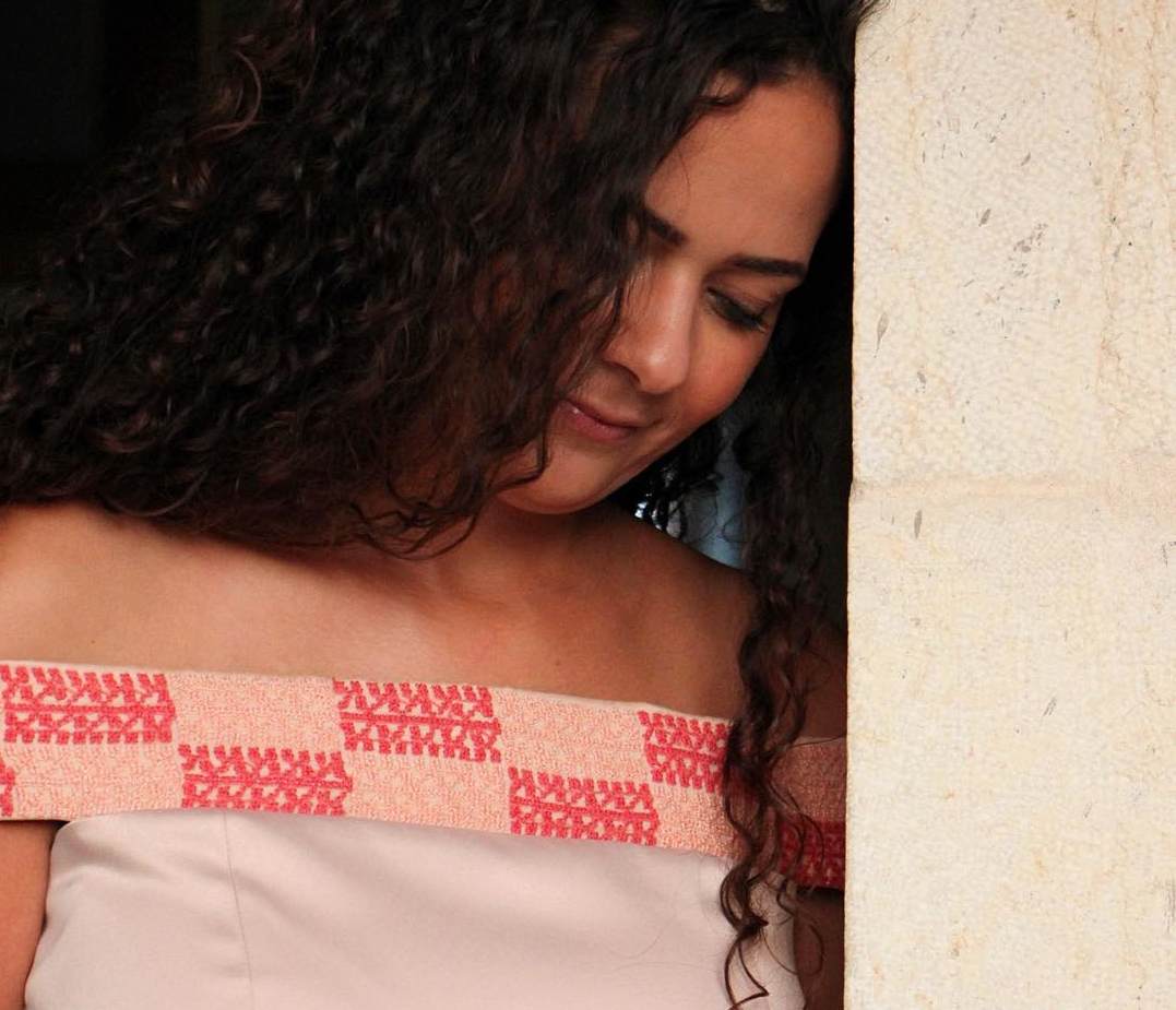 The Jerusalem design is inspired by the elegant Palestinian women of the early 20th century