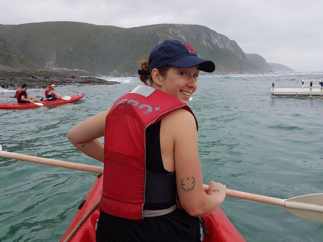 Storms river kayaking