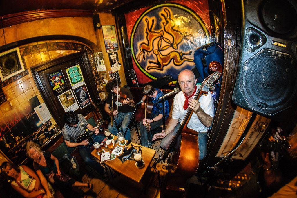 Live Traditional Irish Music