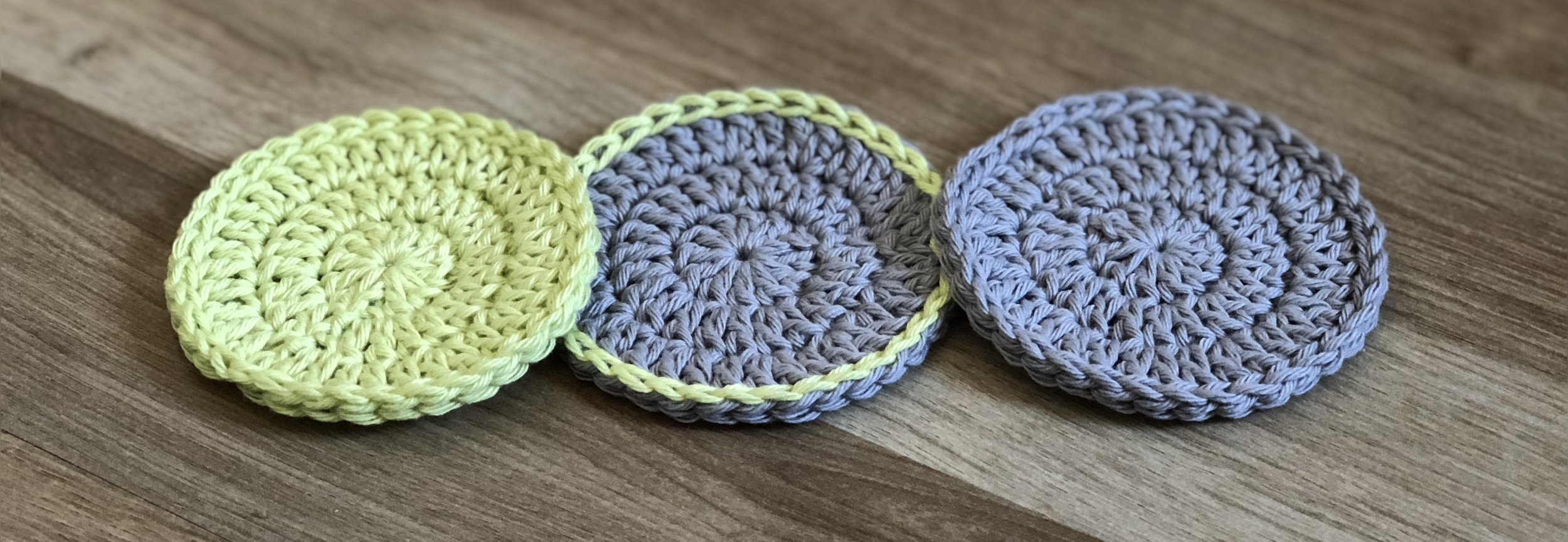 Free Pattern - Reusable Face Scrubbies — Ali Crafts Designs