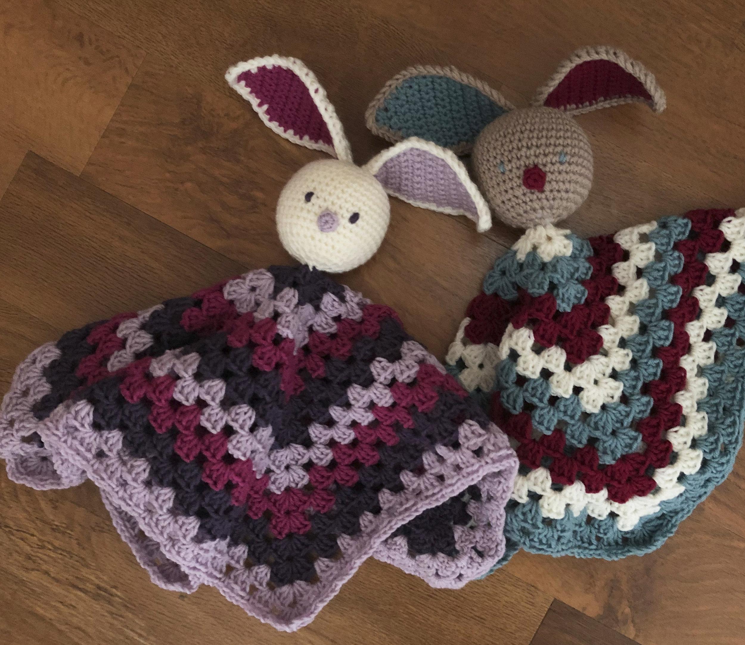 Rabbit Blanket Ali Crafts Designs Wool To Your Door