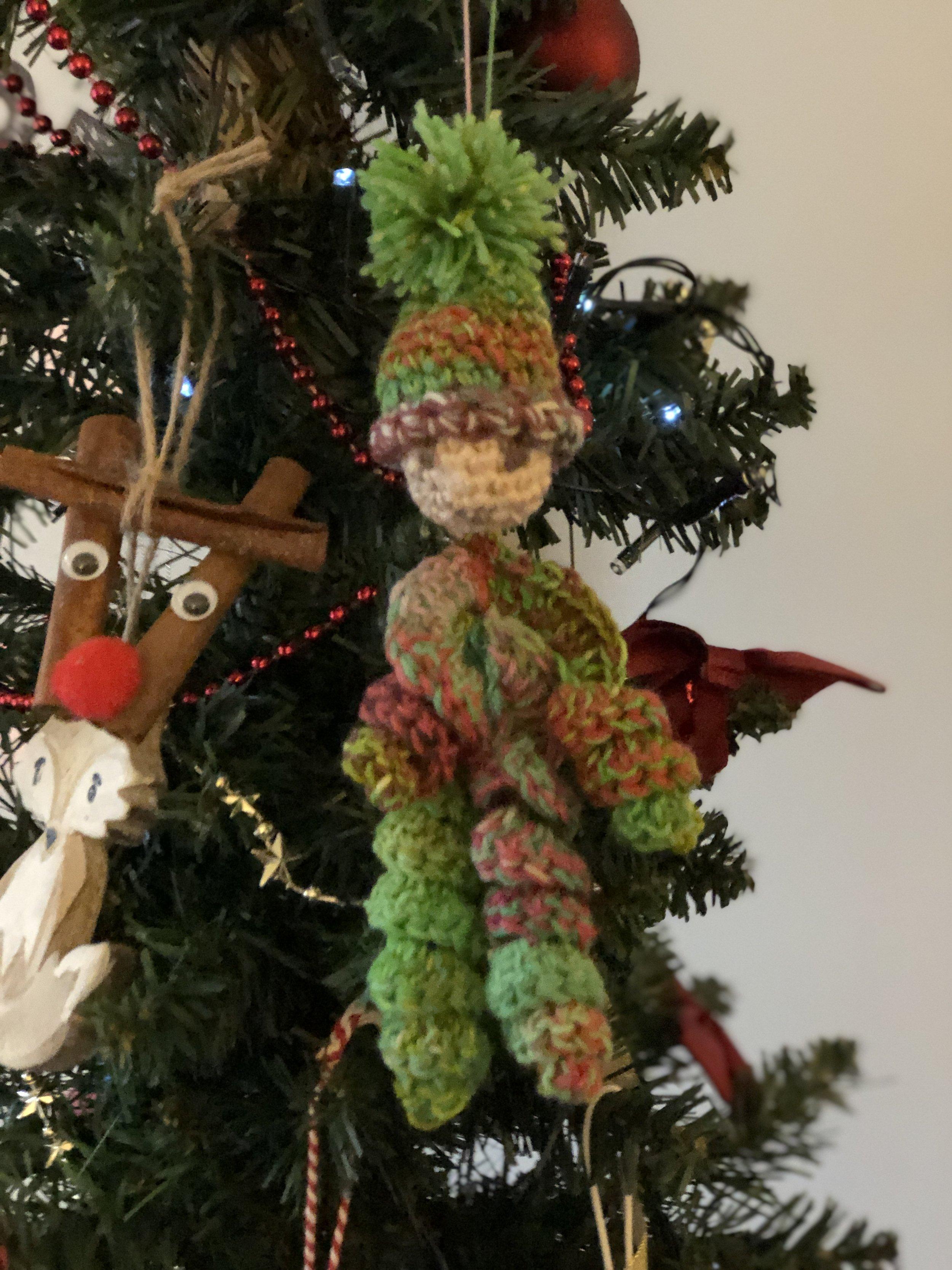 Ernie the elf