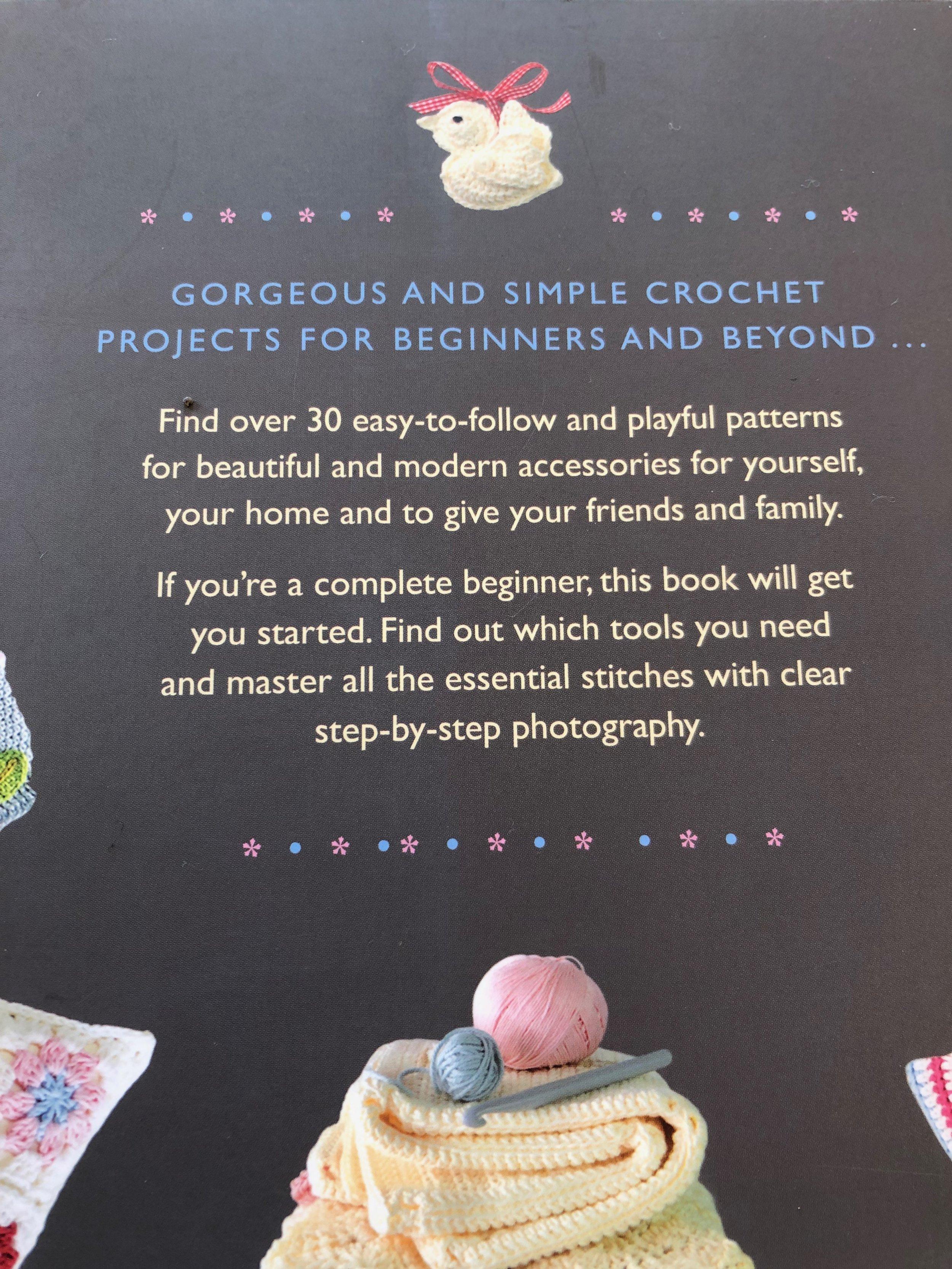 Ruby and Custard's Crochet Book