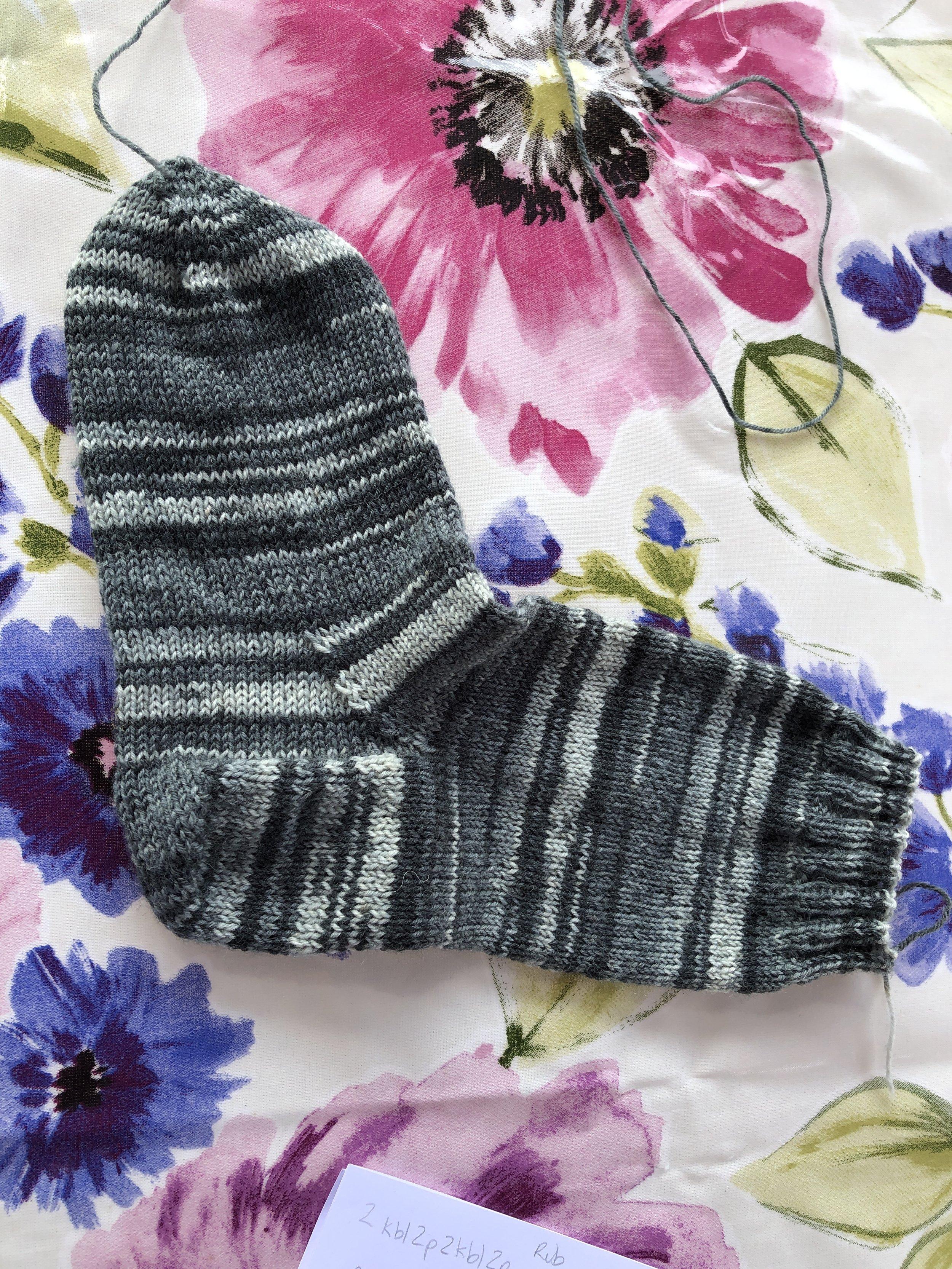 Opal 4ply socks