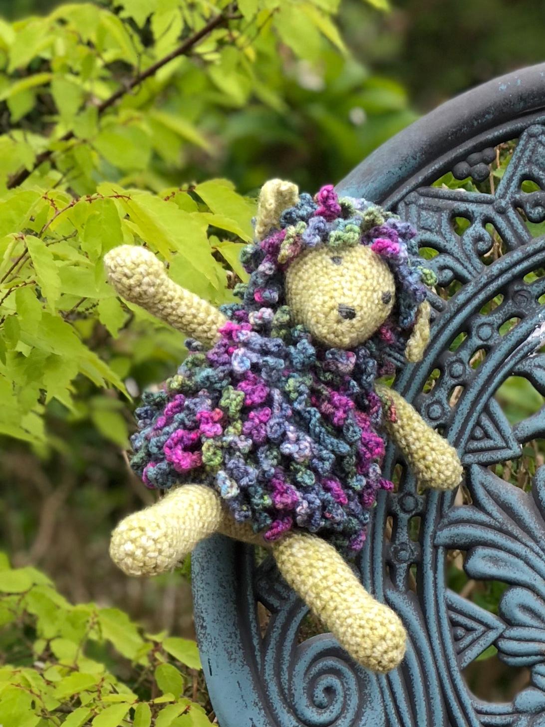 Crochet sheep kits - Stylecraft Batik Dk