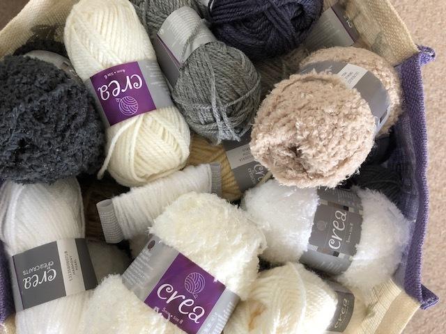 Lots of yarn still to use up