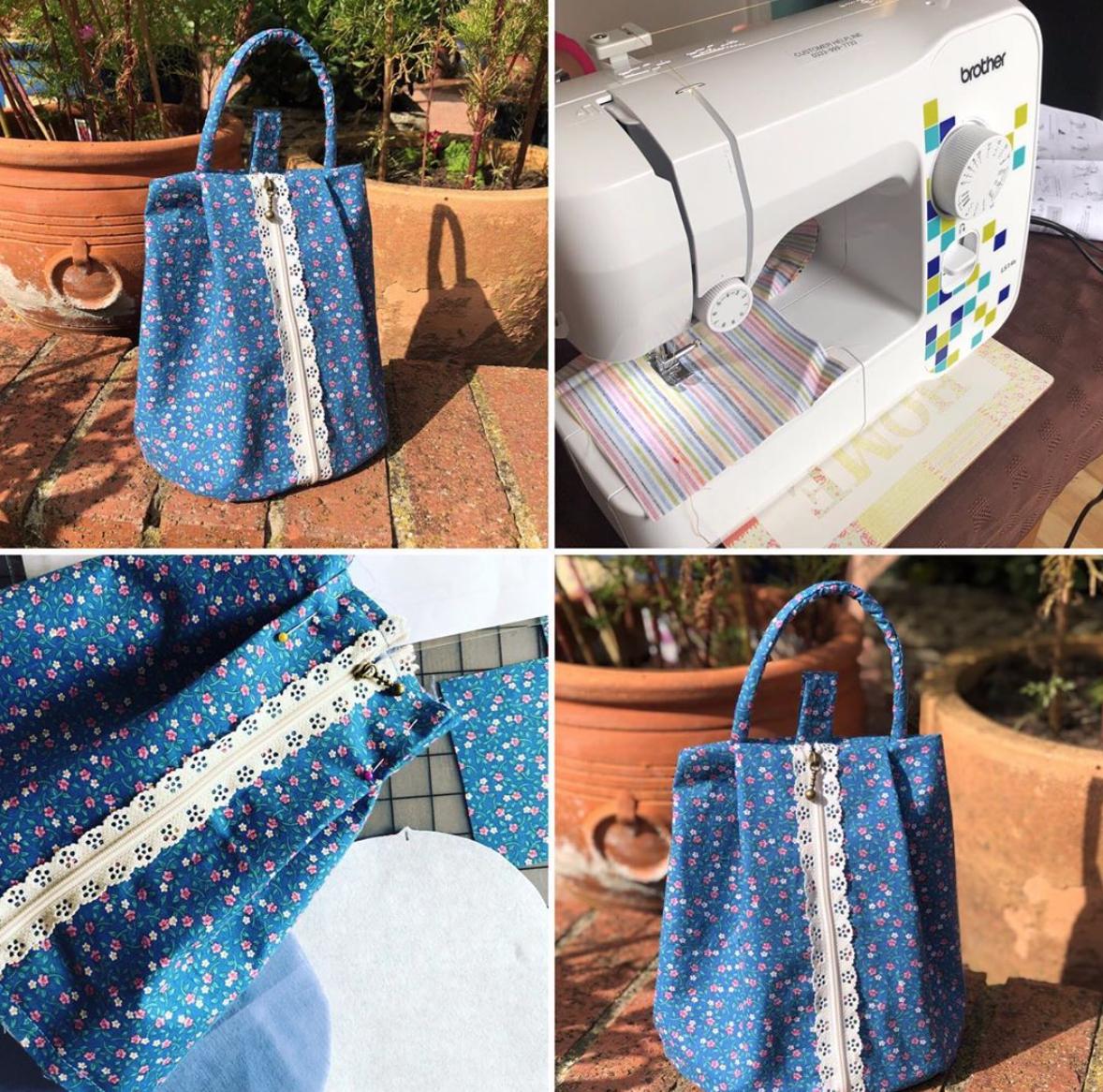 Cool Crafting sewing bag pattern