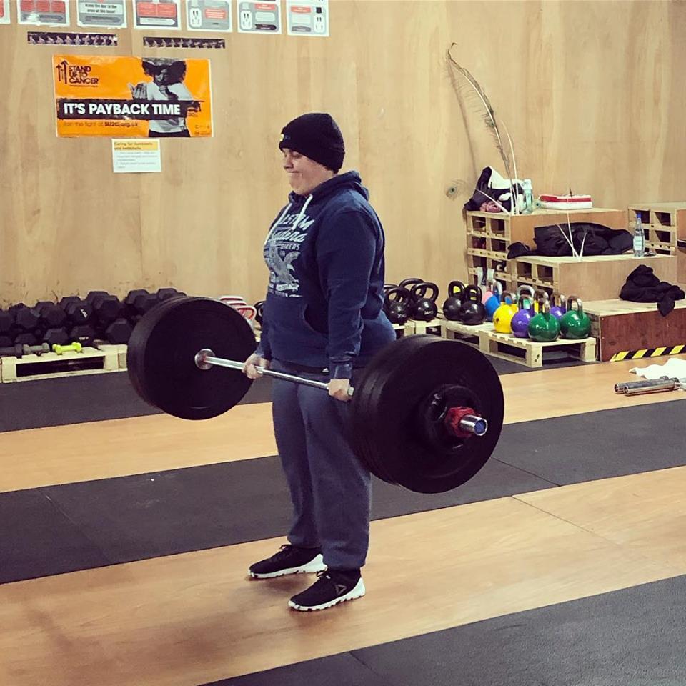 Get stronger! -