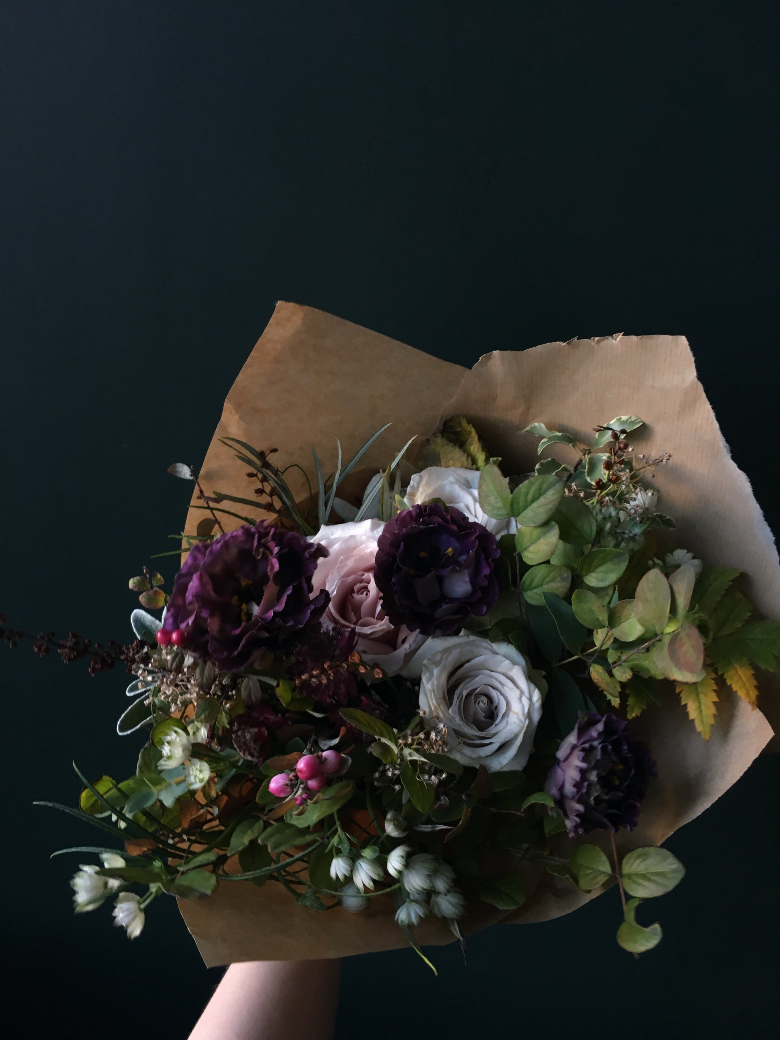 bespoke bouquets - Made to order from £25.00Pre order online