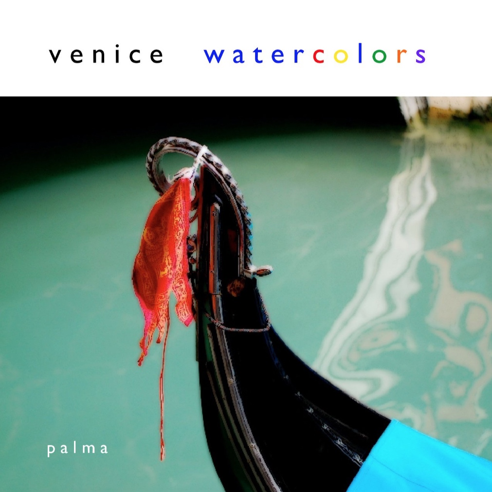 "venice watercolors - water is the subject . photographs with watercolor painting qualities10"" x 8"" landscape formatpreview and purchase at blurb.com"