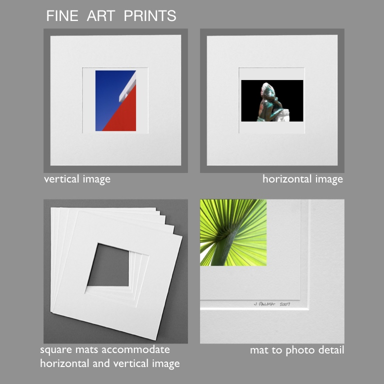 "FINE ART PRINTS - - printed on moab somerset velvet 225 paper- 5"" x 7"" image on 8.5"" x 8.5"" paper- 16"" x 16"" mat- 4 ply bright white museum board- individually signed as shown- prints only available- other sizes available"