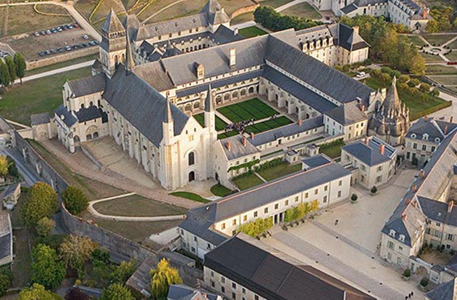 Fontevraud L'Abbaye, France