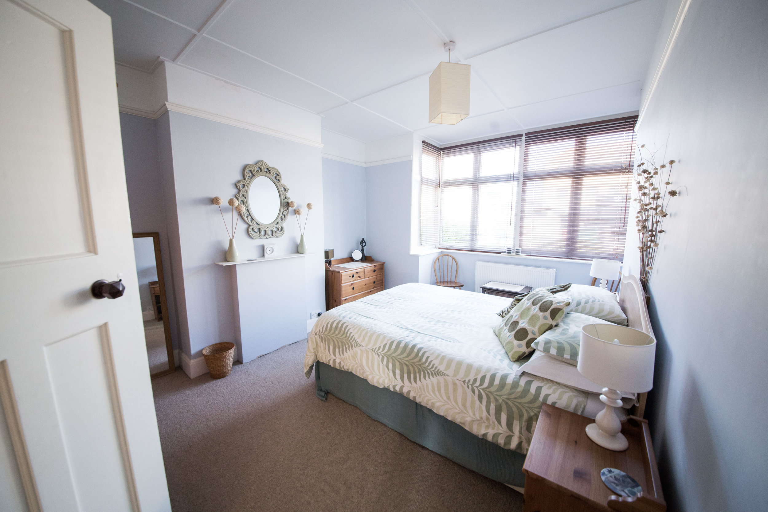 Double Bedroom, Sandown, Isle of Wight
