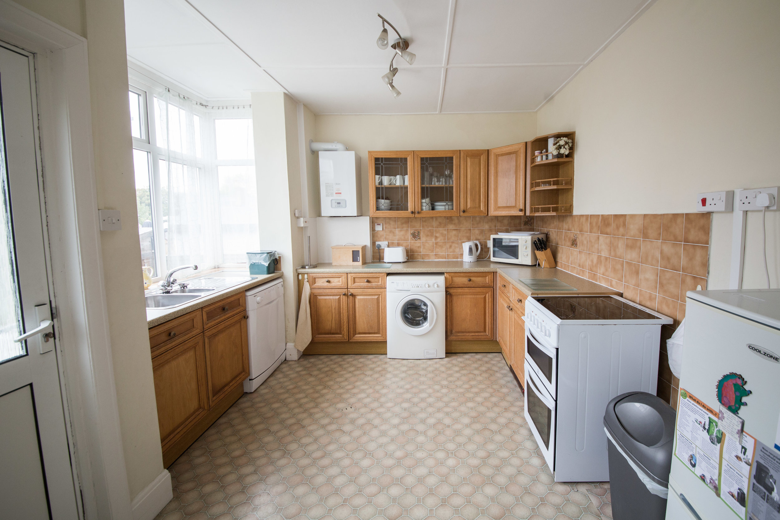 Kitchen, 3 Bedroom house Sandown, Isle of Wight