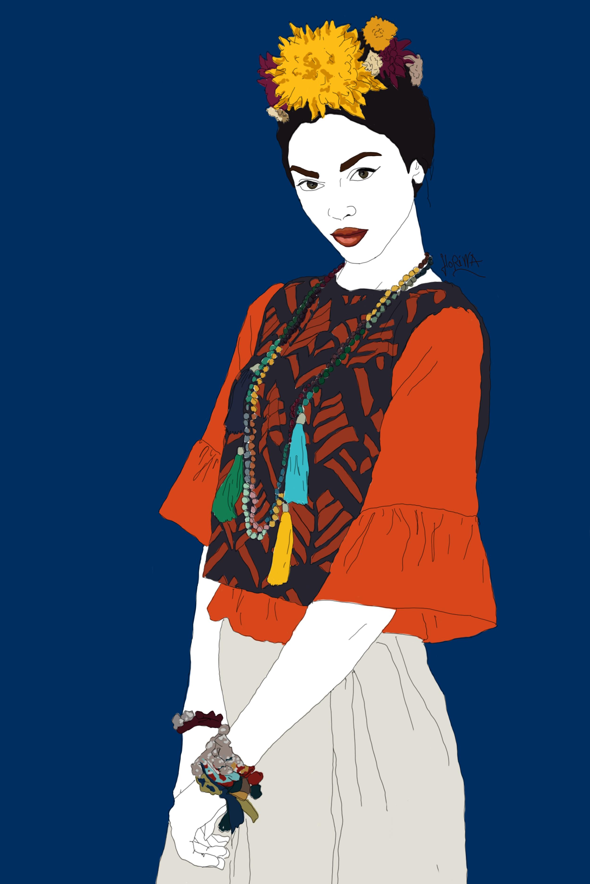 Vittoria Kahlo (Italie)