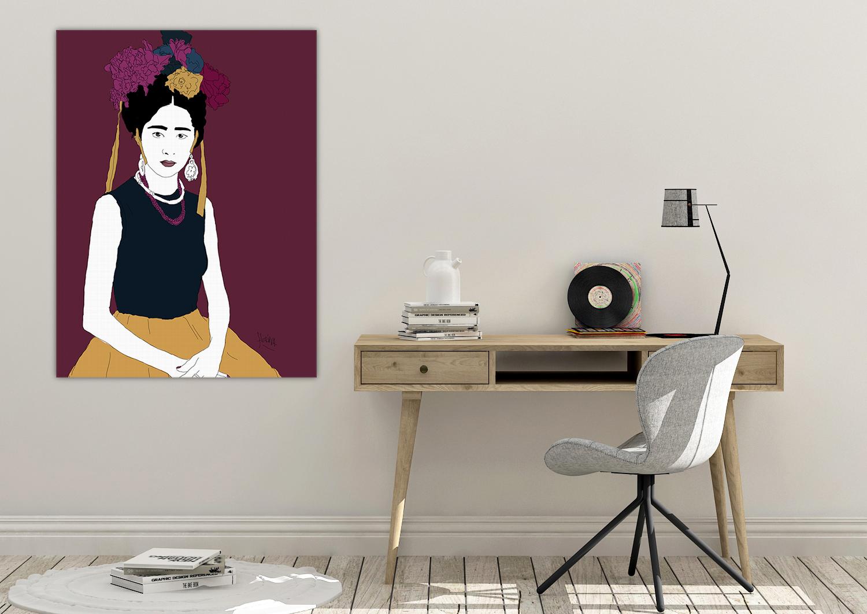Toile-Génération Kahlo Stanislava- Florina Aledo.jpg