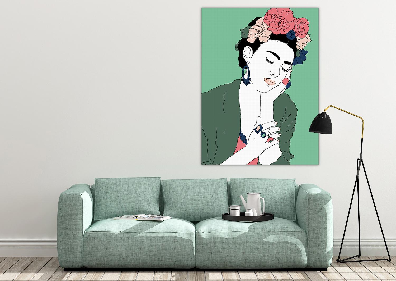Toile - Génération Kahlo Sévanne - Florina Aledo.jpg