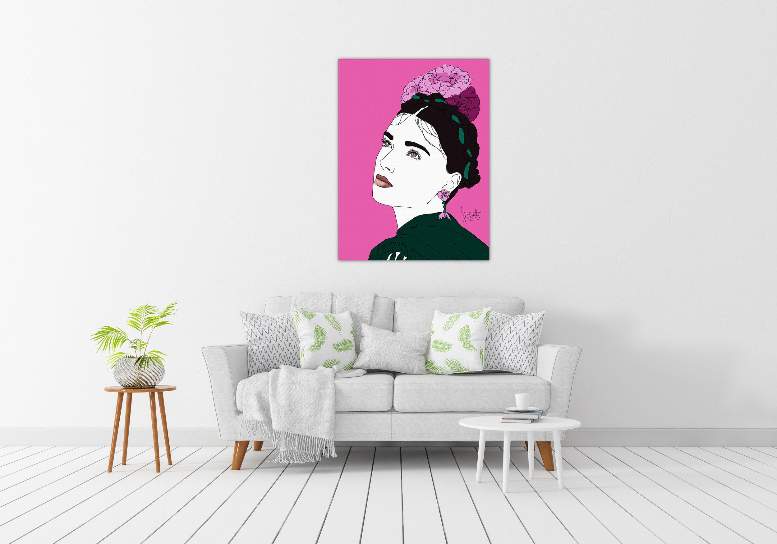 Toile - Génération Kahlo Kathi - Florina Aledo.jpg
