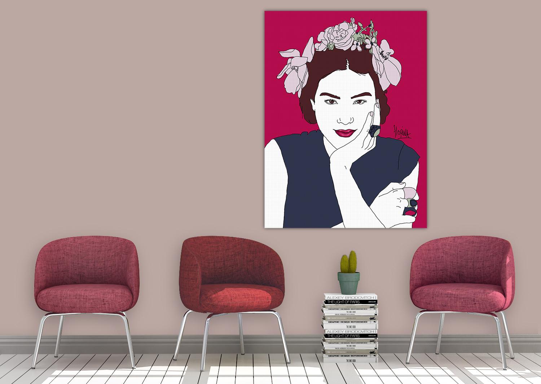 Toile - Génération Kahlo Birt - Florina Aledo.jpg