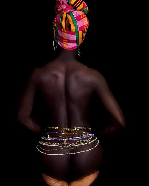 African Waist Beads Meaning Significance Uses O Xum Marketplace