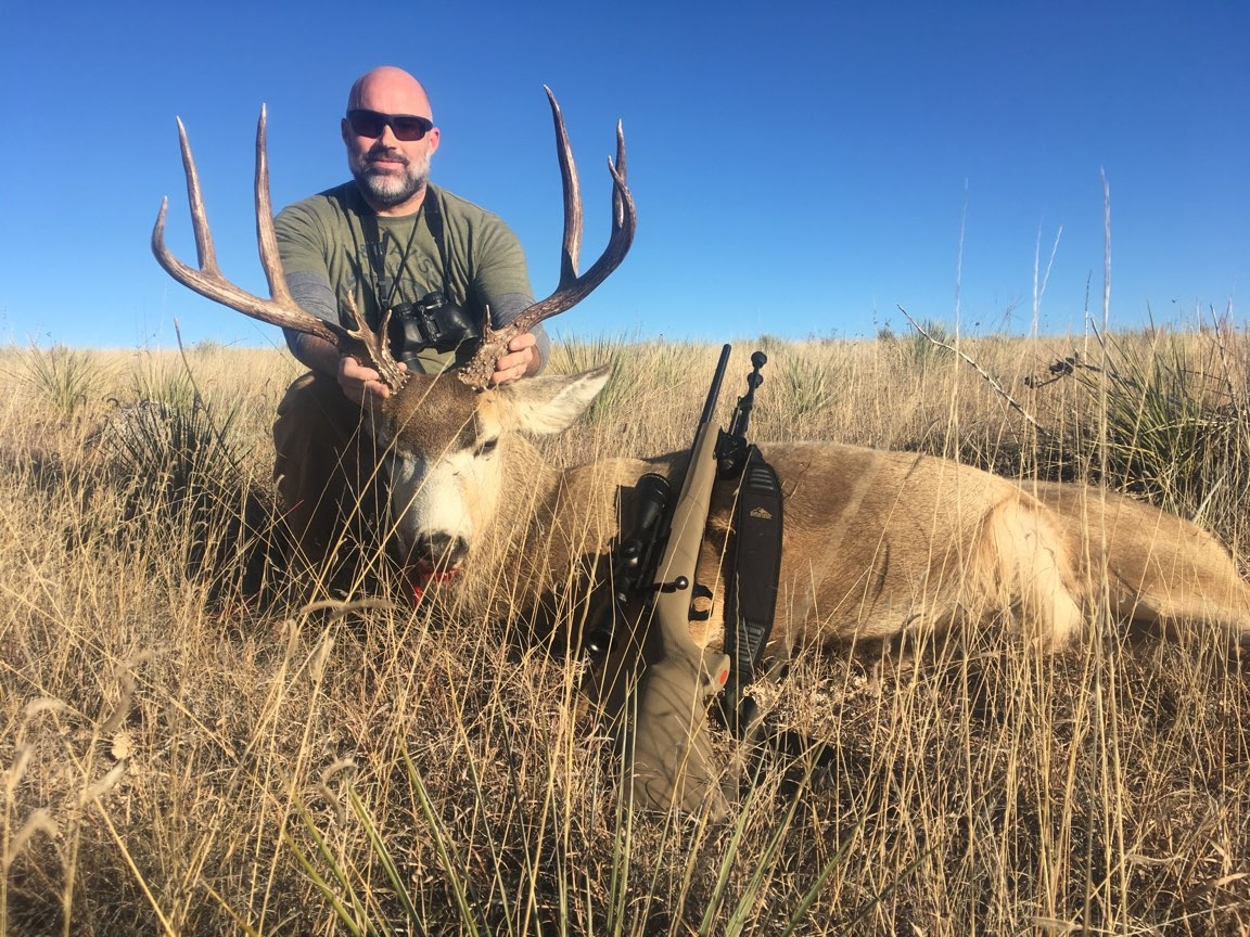 Custom Game Hunting - panhandle outfitters of texas