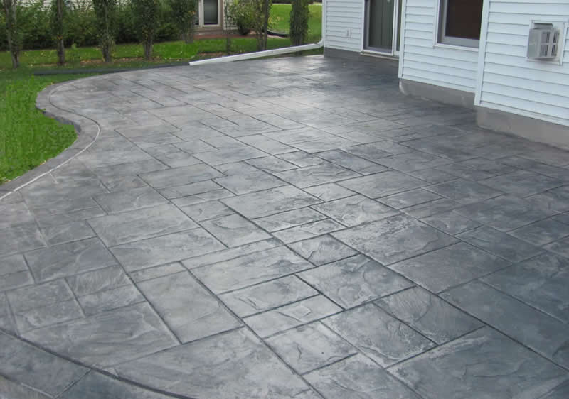 Concrete Patio Driveways Empire Contracting Group Empire