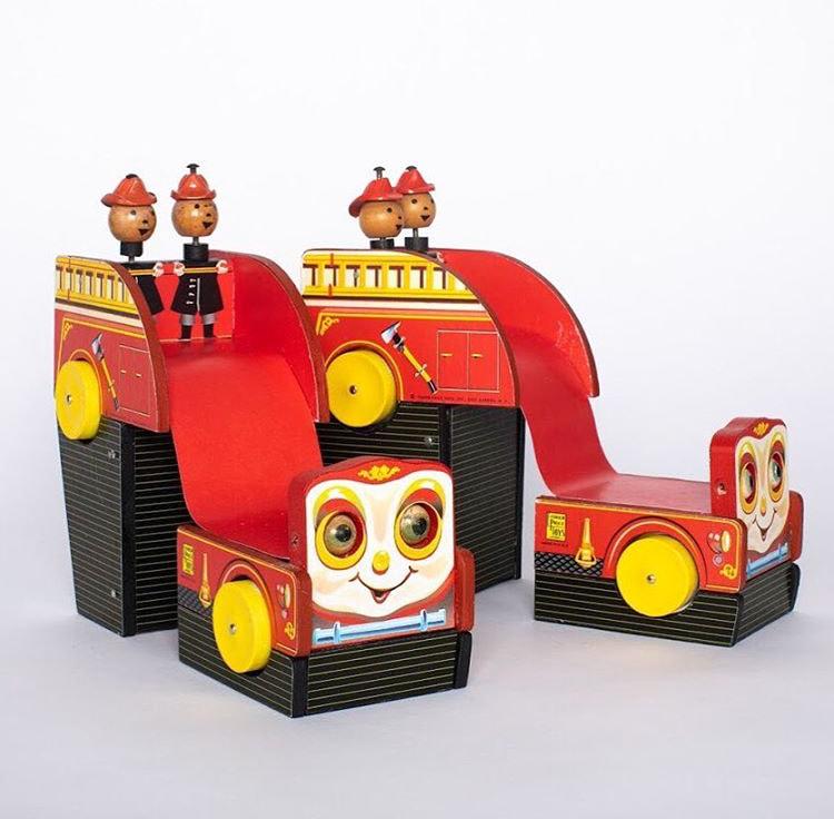 Toy Train Shoes by Matt Iacovelli