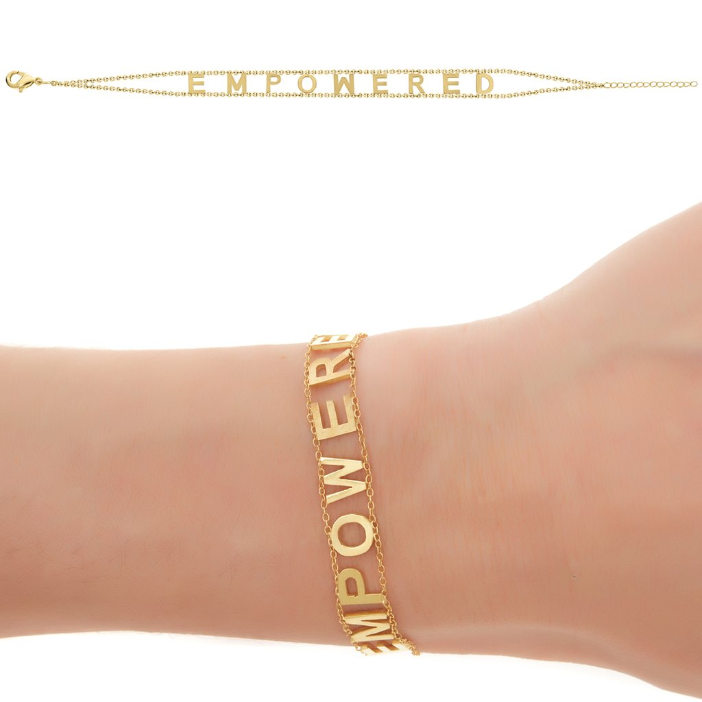 4. Maya J Empowered Bracelet