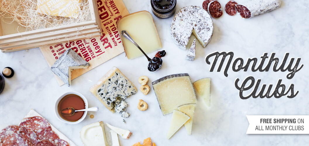 9. Murray's Cheese of the Month Club