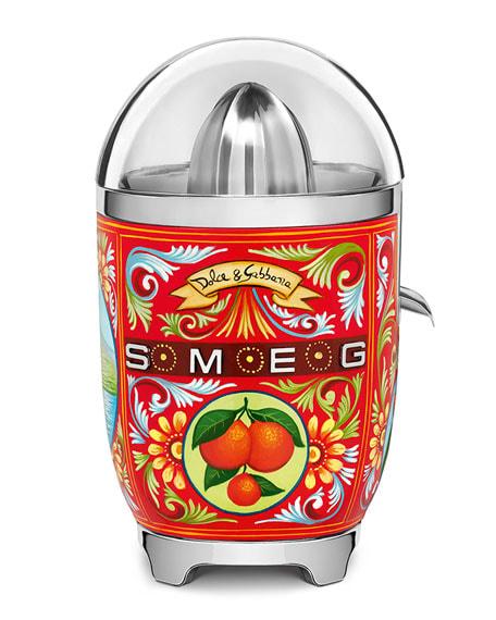 1. Dolce and Gabbana x SMEG Siciliy Is My Love Juicer