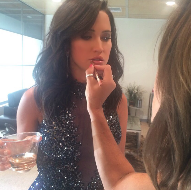 Touching Up Former Bachelorette Kaitlyn Bristowe