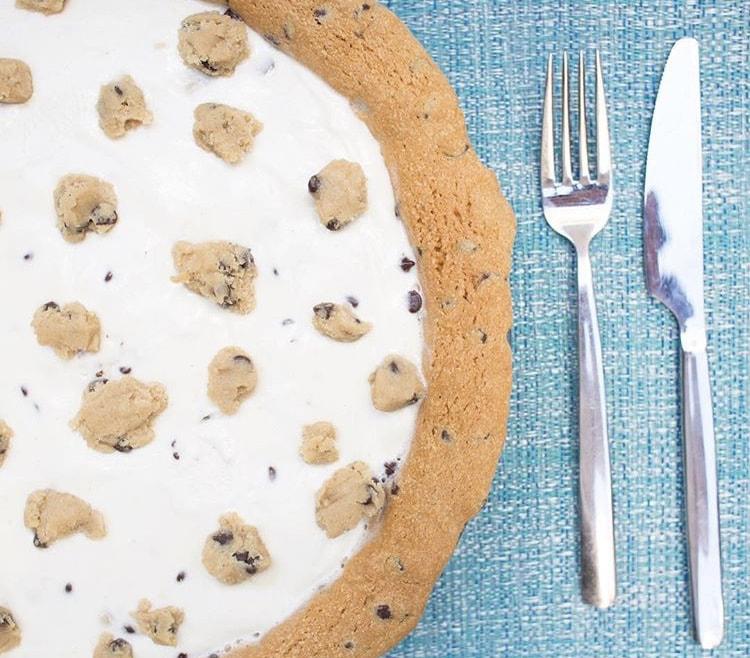 Cookie Dō Ice Cream Pie