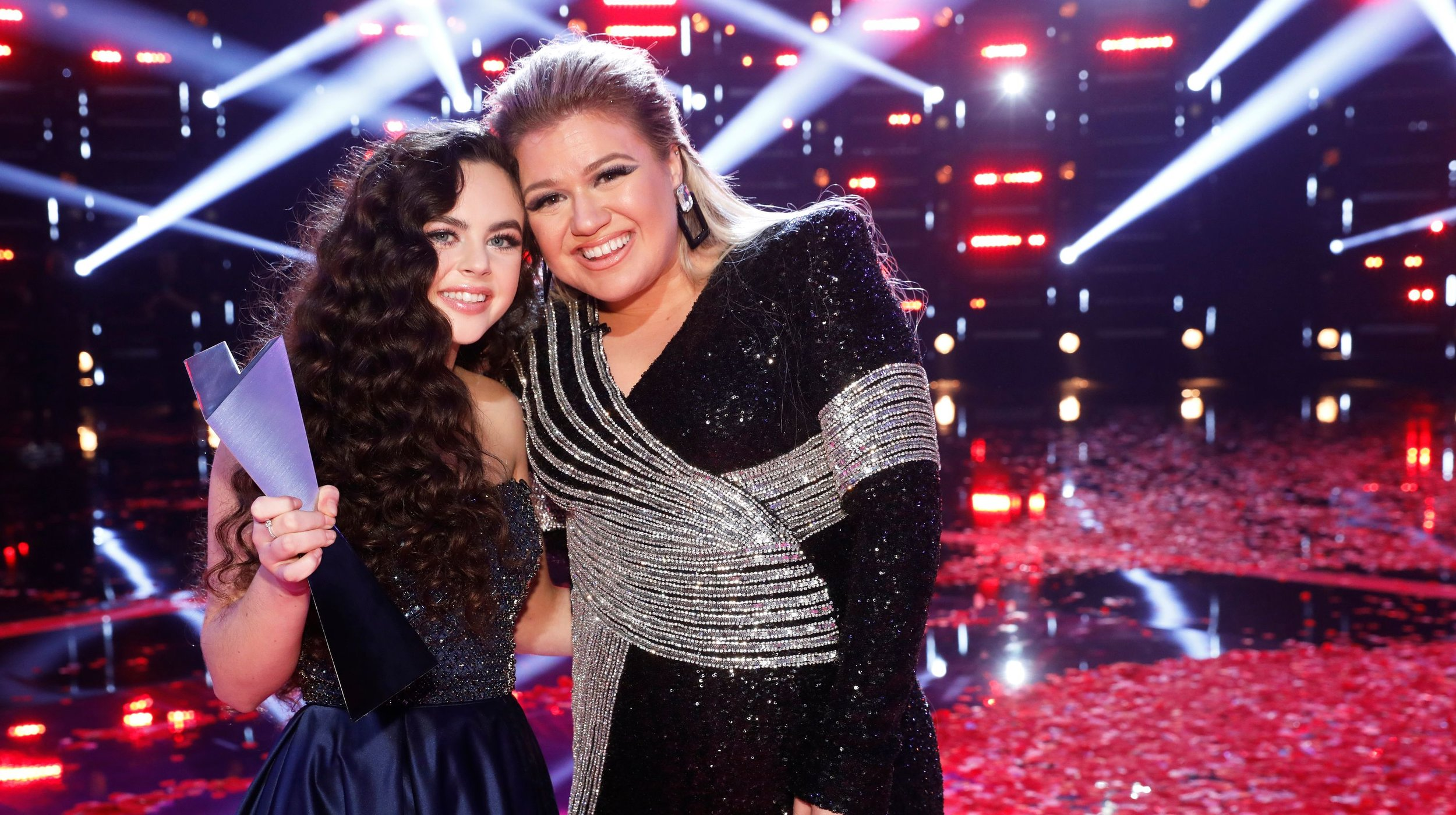 Chevel and Kelly
