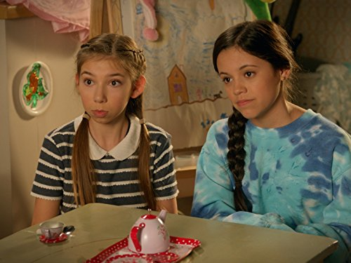 "Lambros with Jenna Ortega (""Harley"")"