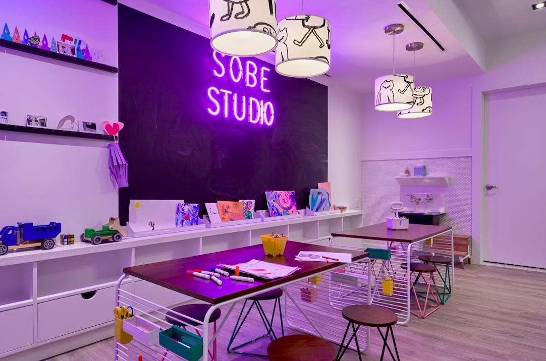 Sobe Kids Club Studio