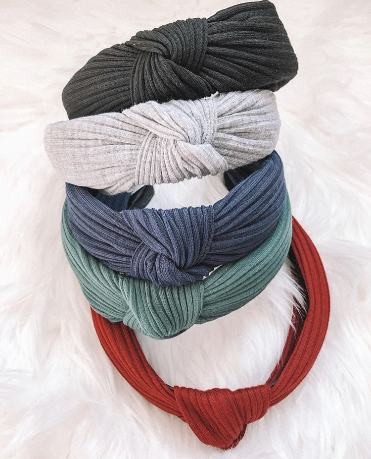 Yourdarlingstyle Knotted Headbands