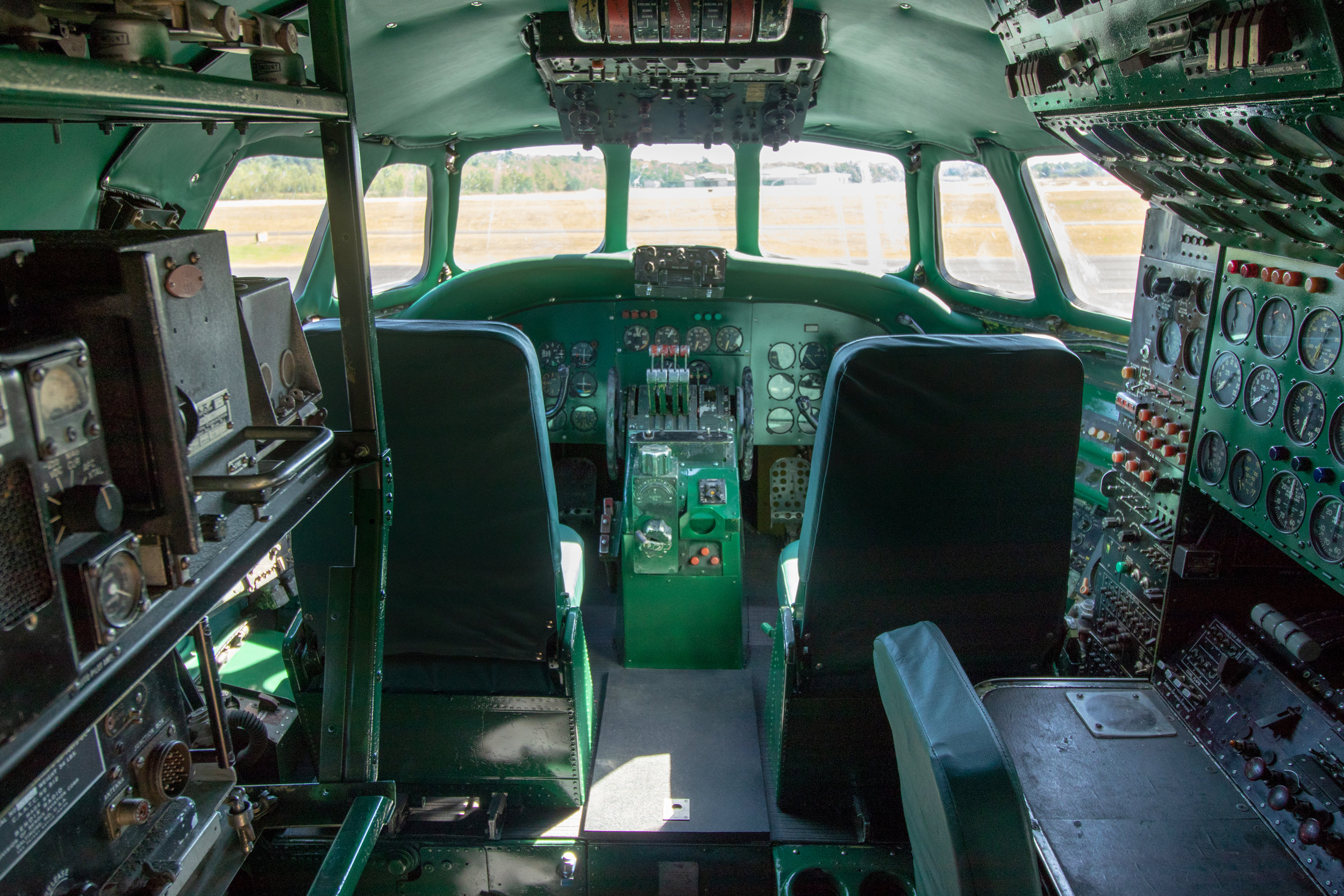 "Inside the ""Connie"""