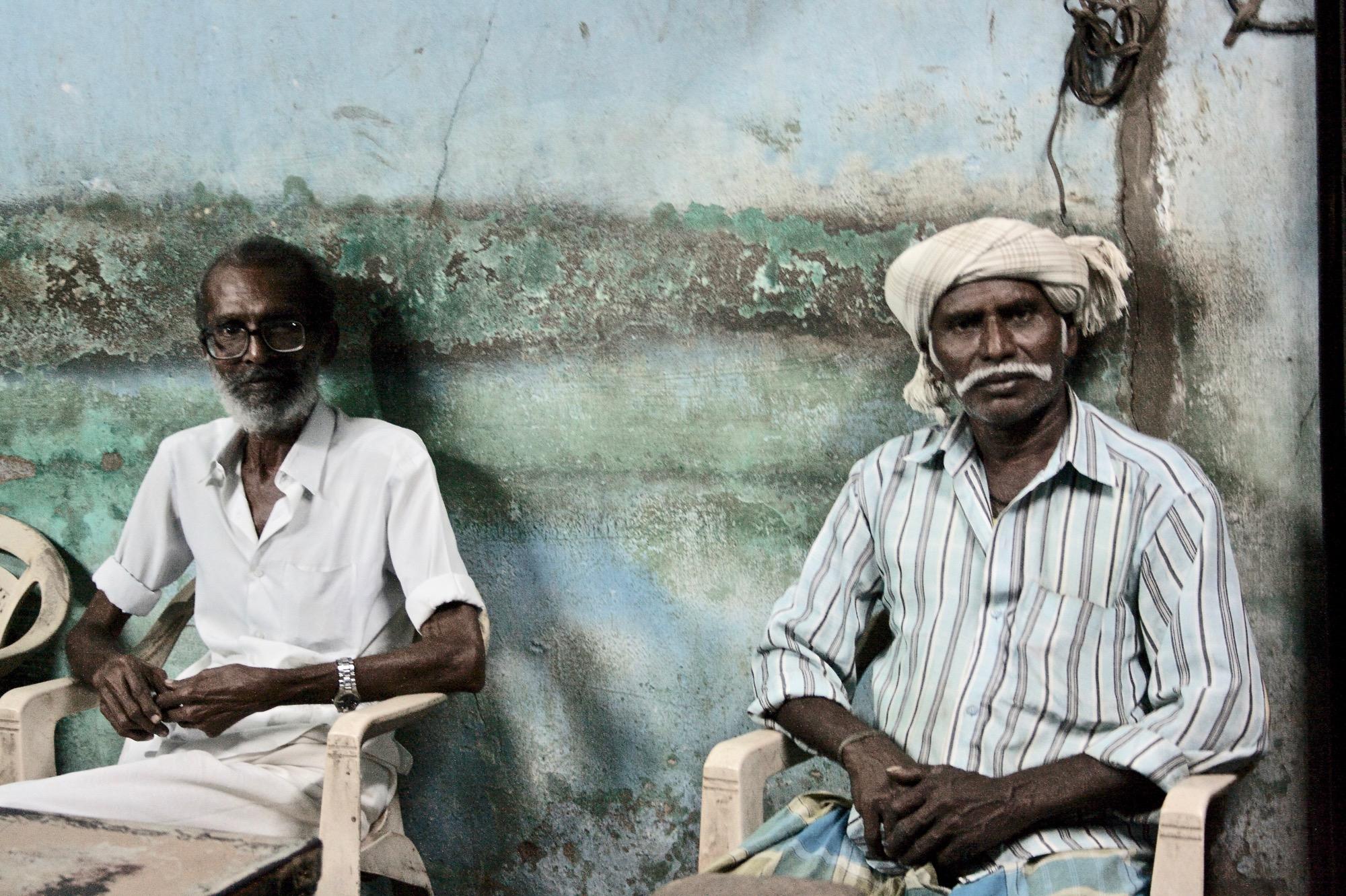 Kerala - Portraits