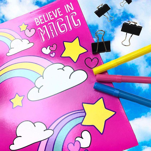✨ U are magic ✨ 💕Believe in yourself💕 . . . . #believeinmagic #doyoubelieveinmagic #faithtrustandpixiedust #beyourownkindofmagic #rainbows #shootingstar #wishrightnow #beu #ustyle #universityofstyle #continentalaccessory #continentalaccessorycorp