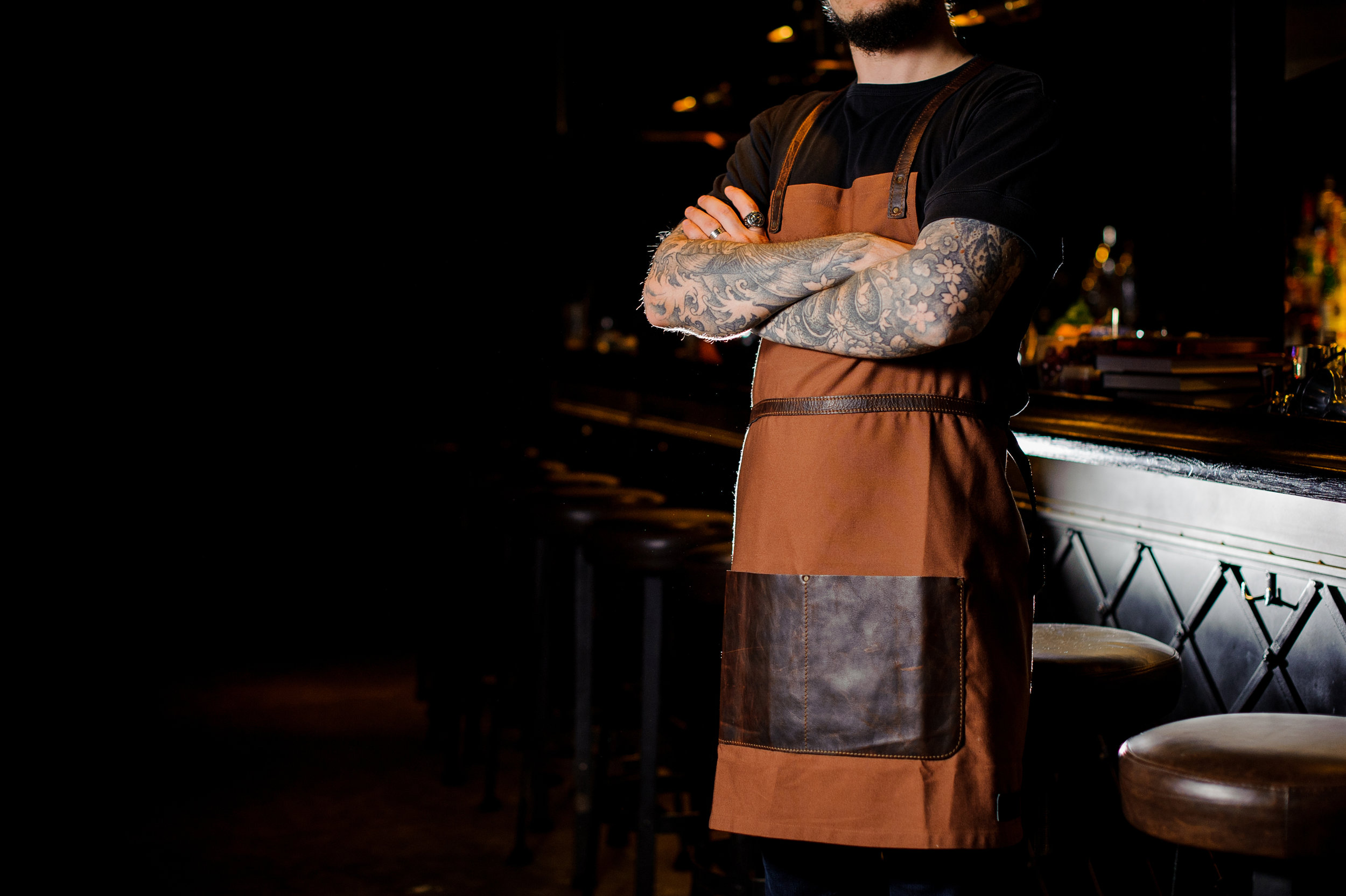 Bartender Clothing - Bartender Clothing Accessories and Aprons