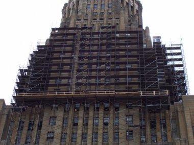 Buffalo City Hall - Window Caulk Abatement