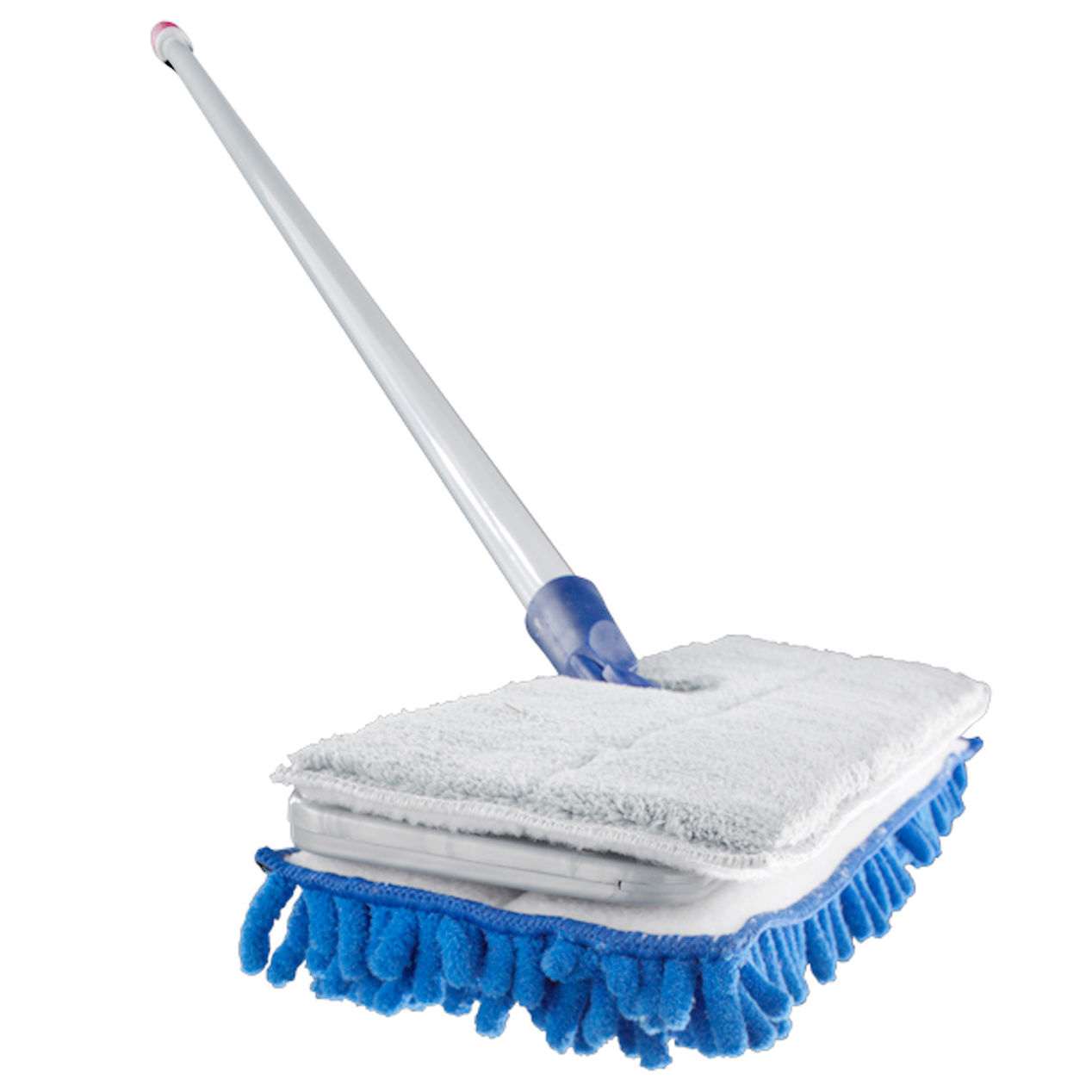 Wilmington NC life with pets organizing dust mop.jpg