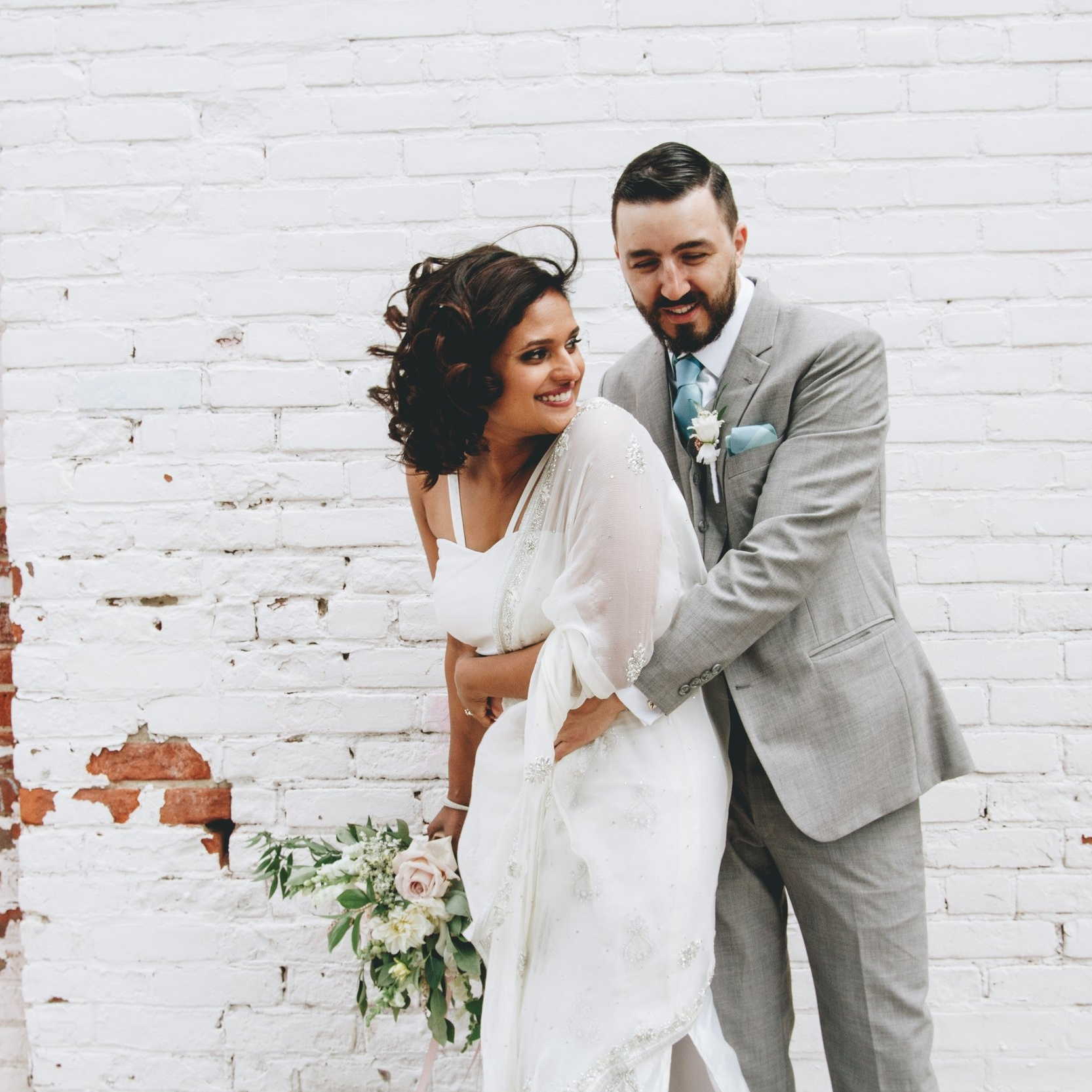 Celebrate - It's wedding day! My team and I will be there to manage the suppliers, logistically coordinate the flow of the day and ensure your set-up and vision is met.