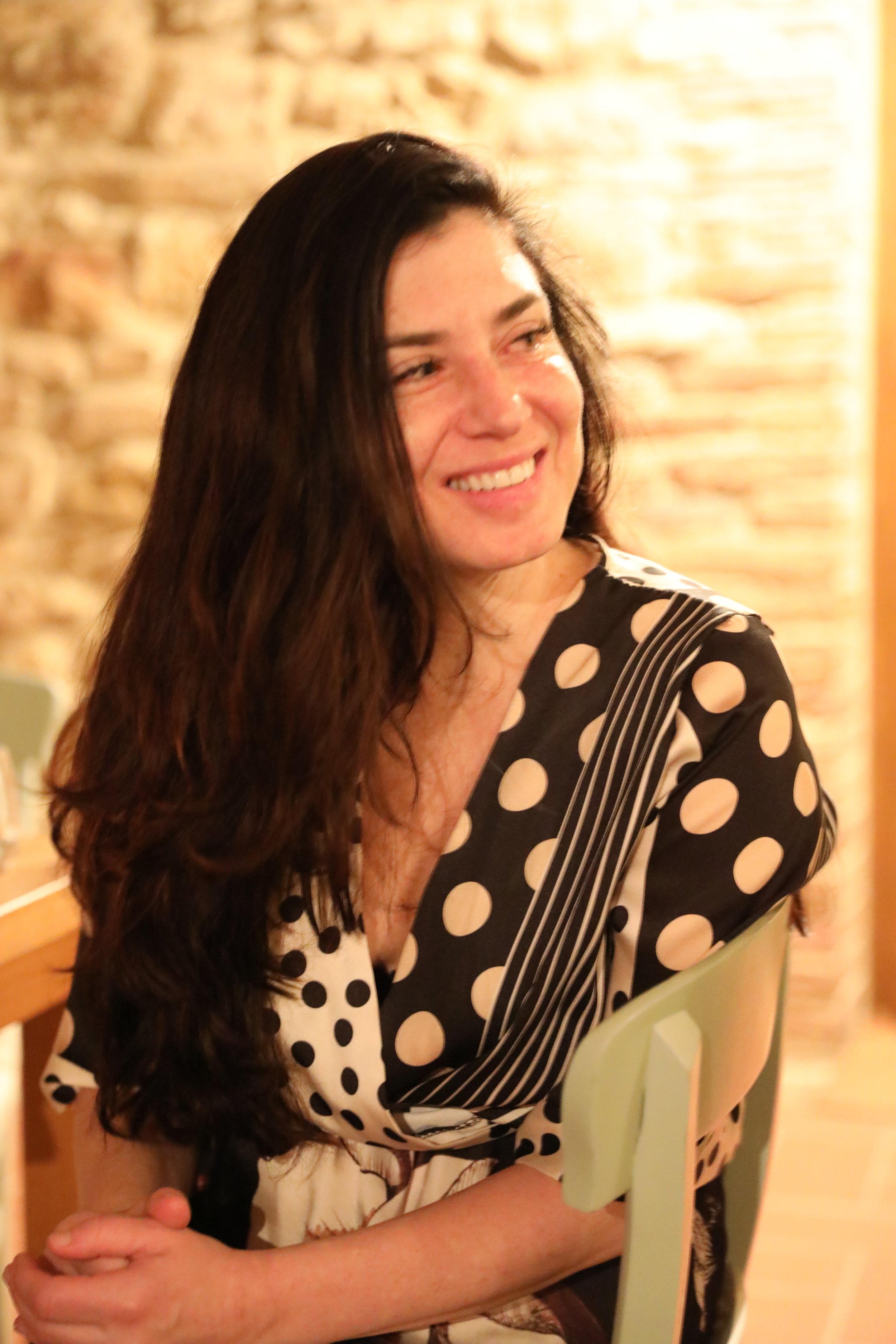 Jen in Tuscany smiling.JPG